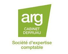Logo du cabinet DERRUAU ARG, experts-comptables à Rignac en Aveyron