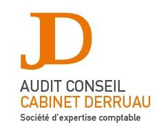 Logo du cabinet DERRUAU Audit Conseil, experts-comptables à Rodez en Aveyron